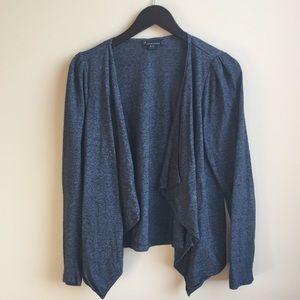 🌷Twentyone Jersey Knit Cascade Cardigan
